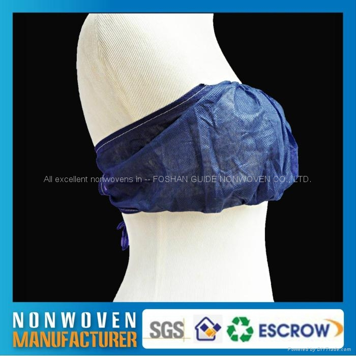 批发优质无纺布女性一次性内衣 3