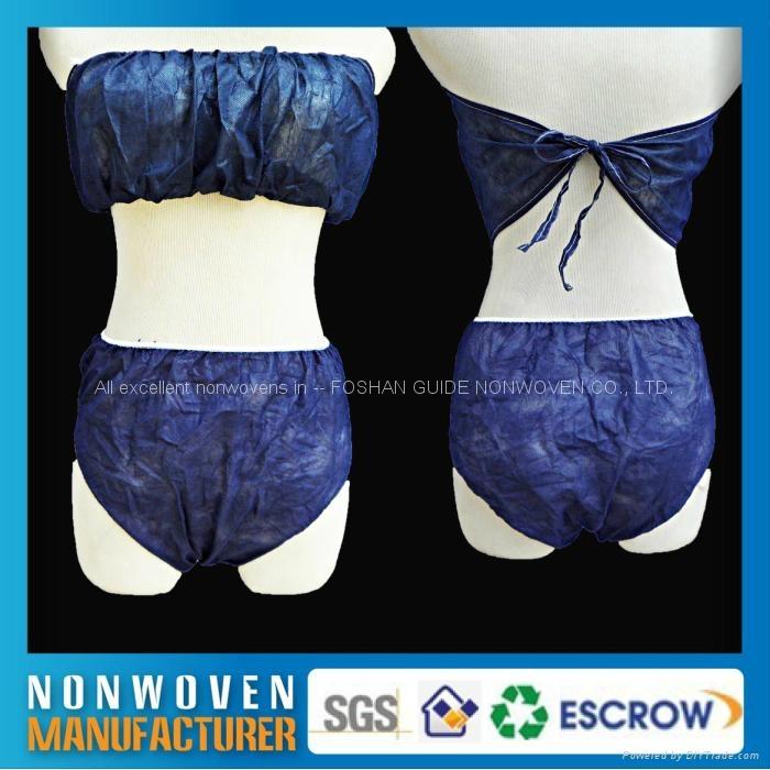 批發優質無紡布中國女性內衣褲 1