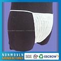 批发优质无纺布中国女性内衣裤 5