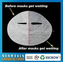 Manufacturer Hot Sell Resemble Silk Mask