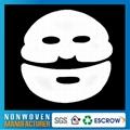 Spunlace Nonwoven Compressed Facial Mask