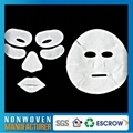 Spunlace Nonwoven Compressed Facial Mask