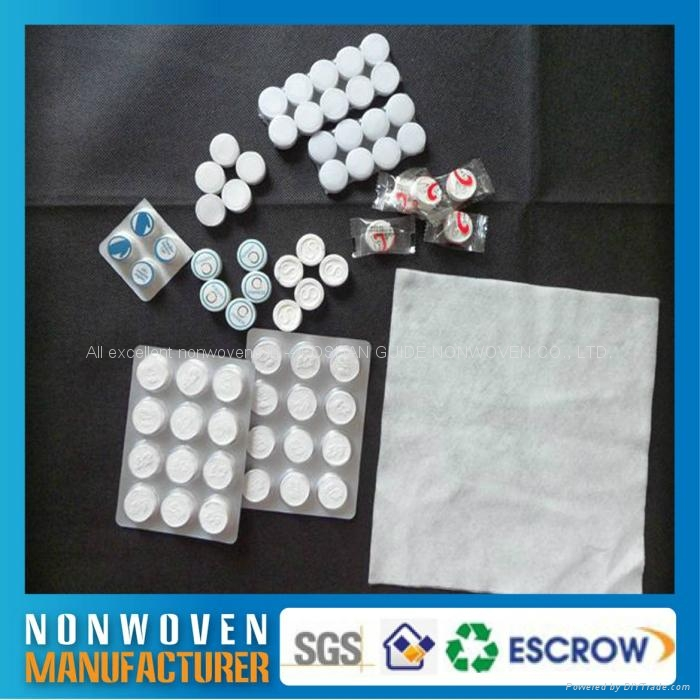 Non-woven compressed towel 3