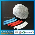 disposable cap, medical mask,disposable  headband for hotel and hospital
