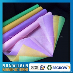 Chemical Bonded Nonwoven Christmas Gift Wrapping Paper