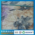 PET Non Woven Decorative Door Fabric