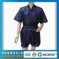 Disposable Nonwoven Sauna Suit