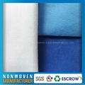 Spot Price 60gsm Roll SMMS Nonwoven Fabric 155cm Width White Color