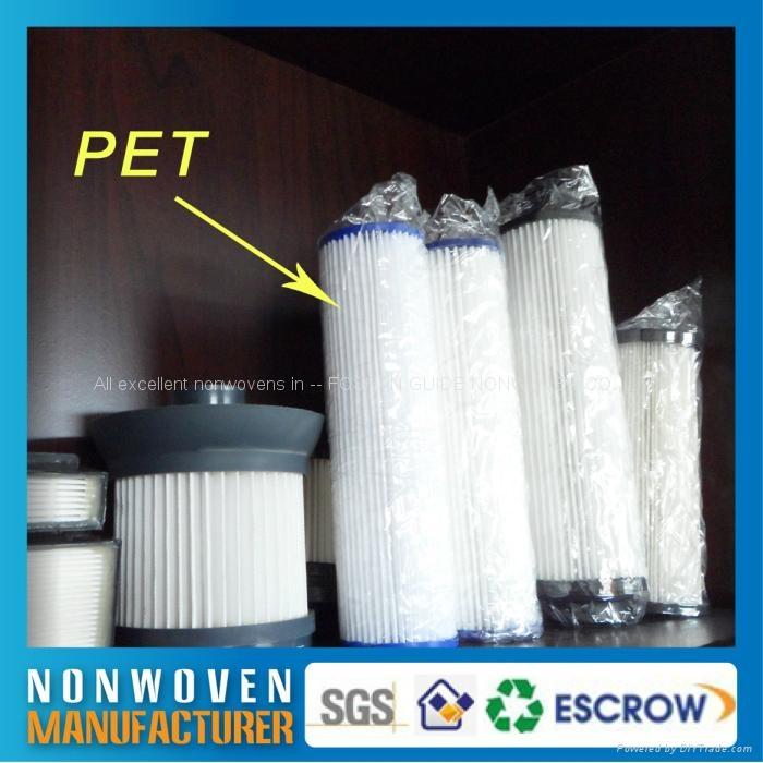 Polyester PET Spunbond Nonwoven Fabric 3