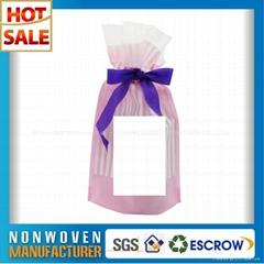 Nonwoven Drawstring Gift Bag