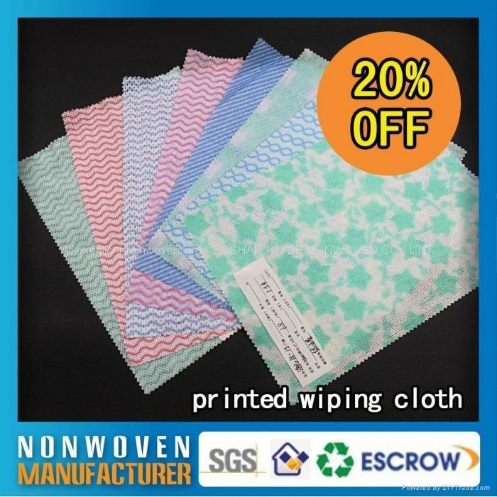 Spunlace Nonwoven Fabric 1