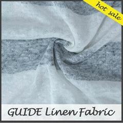 T卹襯衫用亞麻織物