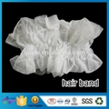 Eco-friendly Beauty Care Non Woven Disposable Elastic Hair Band