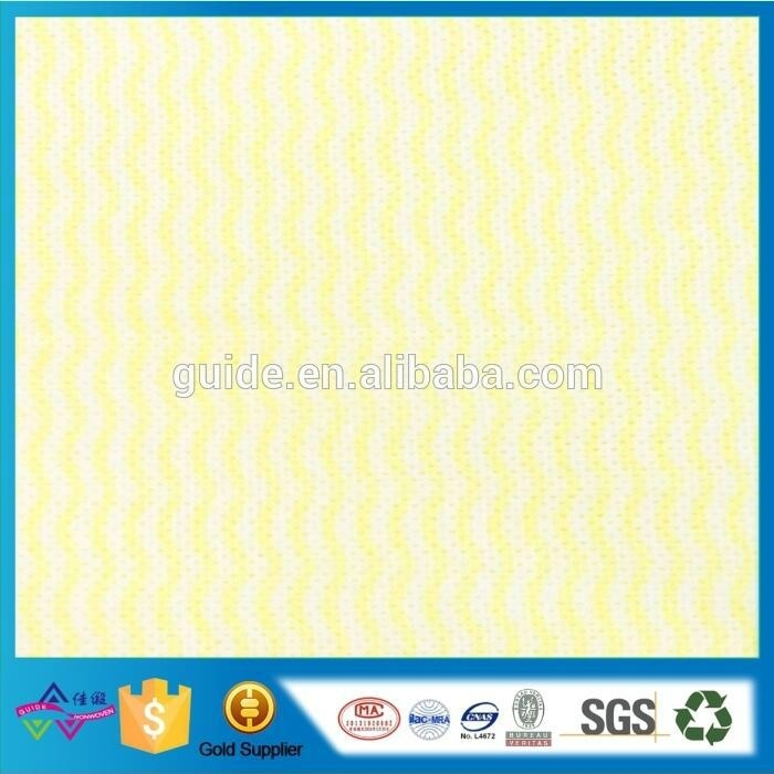 For Baby Wipes Nonwoven Fabric Roll Nonwoven Spunlace 3