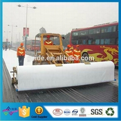 Nonwoven Fabric Geotextile Fabric Price Road Building Constructive Felt Fabric