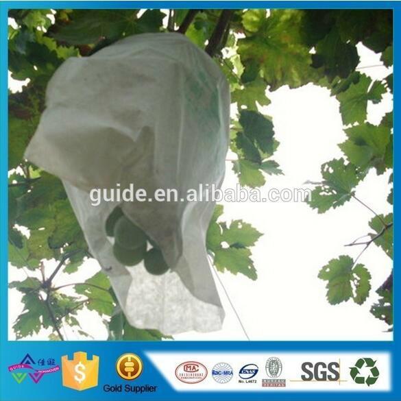 定制无纺布水果套袋 厂家批发防虫防鸟拉绳袋 水果保护膜 3