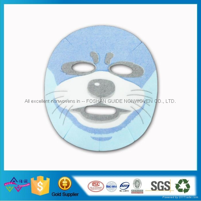 Nonwoven Fabric Mask Sheet South Korean Popular Animal Mask