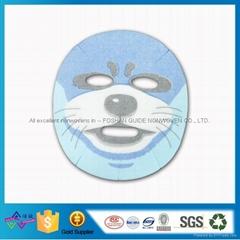 Nonwoven Fabric Mask Sheet South Korean Popular Animal Mask