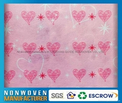 Best quality pp nonwoven table cloths for hotel OEM
