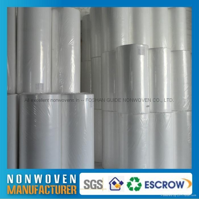 Manufacture ES Nonwoven Fabric For Tea Bag 3