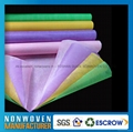 Chemical Bonded Nonwoven For Clothes Shoe Interlining Flower Wrapping Filter