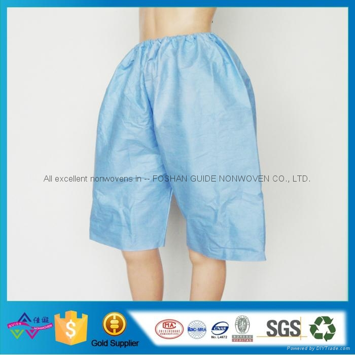 Wholesale High Quality Non-Woven Beach Boxeres Beach Shorts