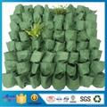 现货81口袋绿色毛毡美植袋 植物墙面植物袋 壁挂种植袋 4