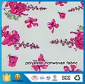 Printed PET Nonwoven Fabric