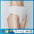 Wholesale Hot Eco-friendly Disposable Nonwoven Underwears
