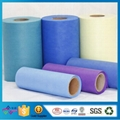 wet-laid nonwoven for medical gown/caps