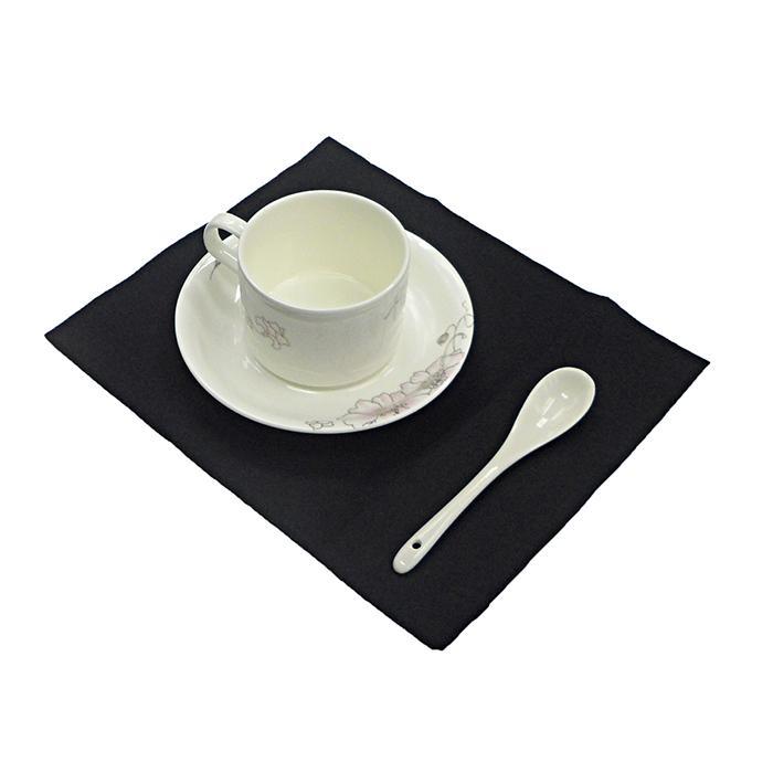 Wolesale Nonwoven Eco-friendly Colorful Paper Napkin Paper Serviette 2