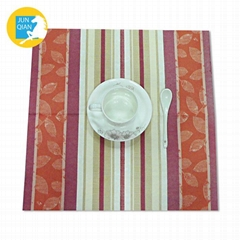 Customize Colorful Printing Eco-friendly Airlaid Paper Napkin For Starred Hotels