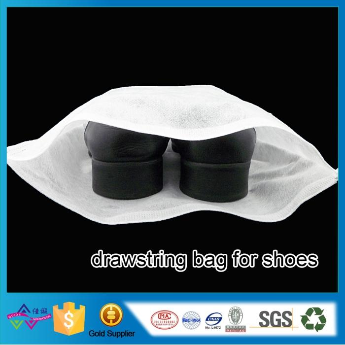 Disposable Shoe And Bags Heat Pressing Bag Nonwoven Shoe And Bags