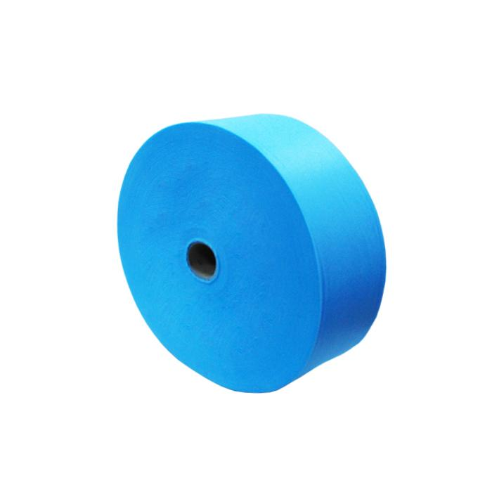 TNT Fabric SSS Nonwoven Fabric Roll Spunbond Non Woven Materials For Face Masks 2