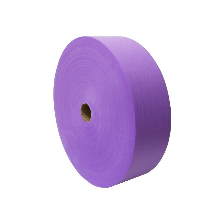 TNT Fabric SSS Nonwoven Fabric Roll Spunbond Non Woven Materials For Face Masks 3