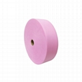 TNT Fabric SSS Nonwoven Fabric Roll Spunbond Non Woven Materials For Face Masks 4