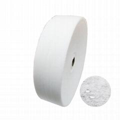 Hot-Air Nonwoven ES Hot Air Cotton ES Fiber Hot Air Fabric For N95