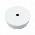 Hot-Air Nonwoven ES Hot Air Cotton ES Fiber Hot Air Fabric For N95 3