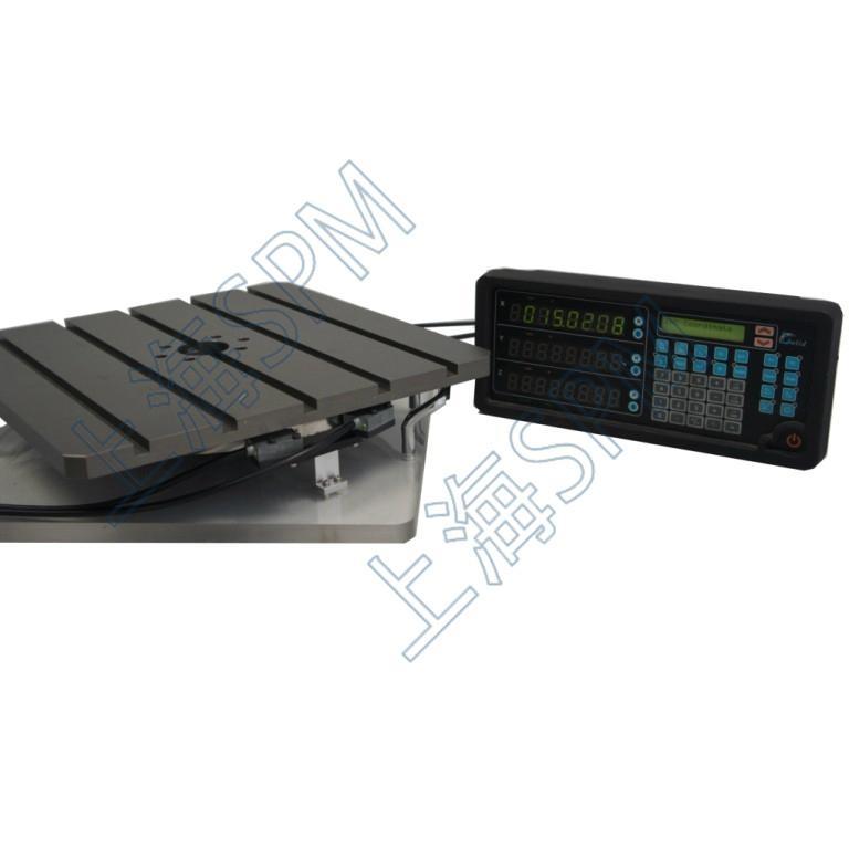 SPM角度测量,回转工作台圆周位移测量AM系统 1