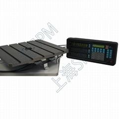 SPM角度測量,迴轉工作台圓周位移測量AM系統
