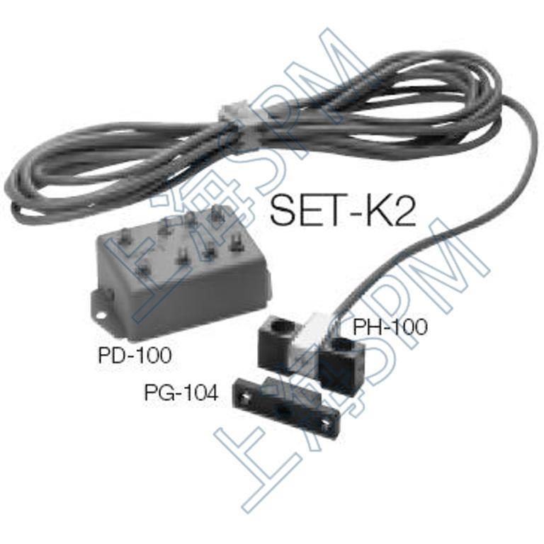 非接触原位置感测器SET-K2,PH-100,PD-100