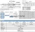 高响应速度磁力尺SL700,SL710,SL720,SL730