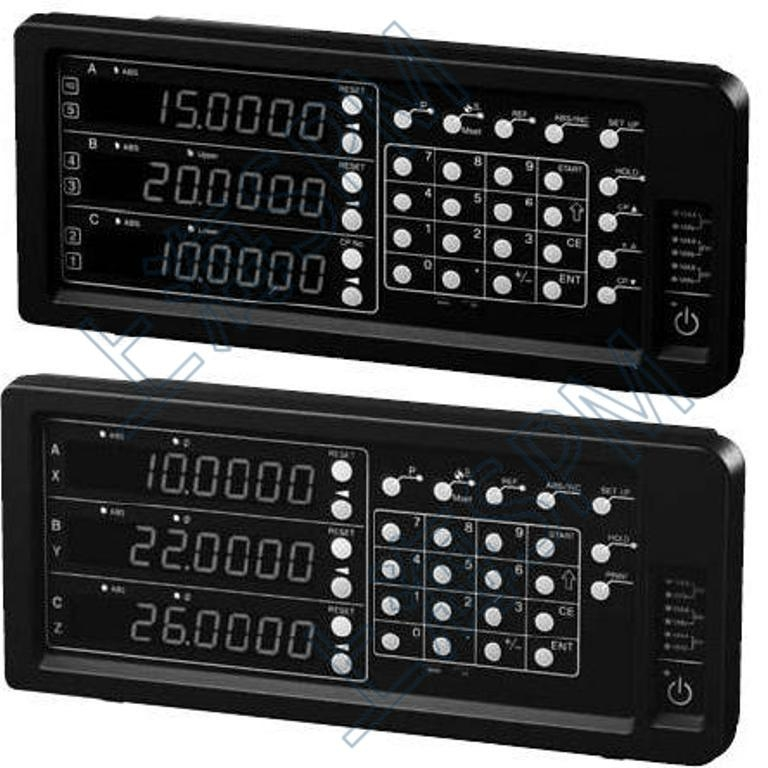 Magnescale  Multifunction display LY71/LY72