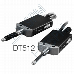 With 1μm resolution Digital Gauge DT512N,DT512P