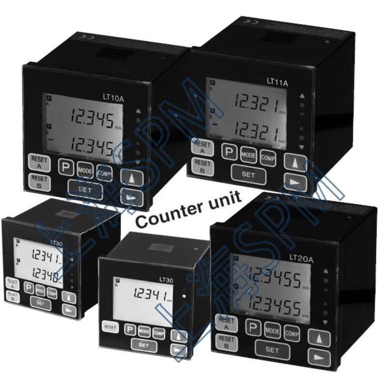 Detectors  MT12,MT13,MT14 for DIGItal Gauge DT 6