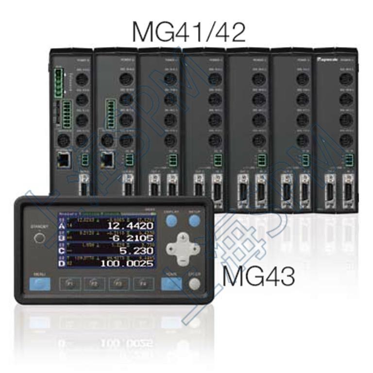 Interface unit MG41-NC,MG41-NE,MG42-4,MG43