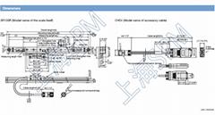 磨床數顯尺SR128-035,GB-035ER,SR138-035R