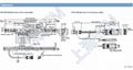 550mm测量尺SR128-055,GB-055ER,SR138-055R