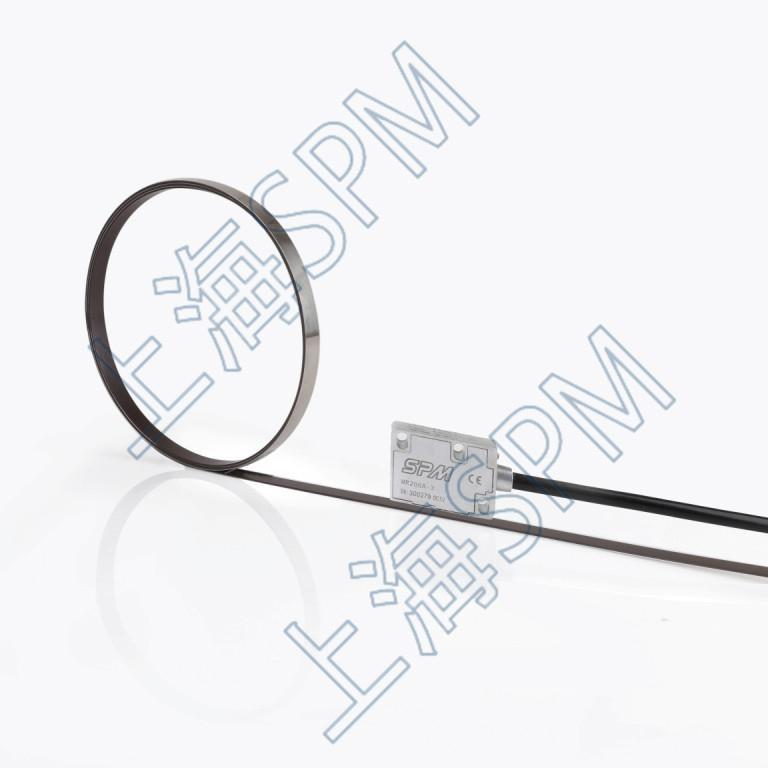 磁栅尺读数头/传感器MR500C,磁性尺/磁条MS500