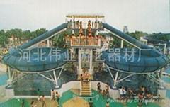 玻璃鋼水滑梯